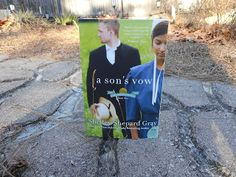 A Son's Vow by Shelley Shepard Gray. Check out my #review here: http://spreadinghisgrace.blogspot.com/2016/02/my-bookshelf-sons-vow-by-shelley.html