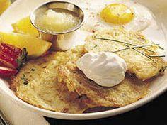 Potato Pancakes, 80 calories, very low cal