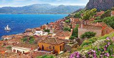 Puzzle Grecia Monemvasia ( Ref:  0015400140 )