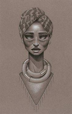 Art of This World: Sara Golish's MoonDust   Aker: Futuristically Ancient