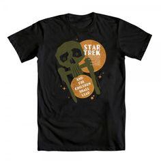 Star Trek Original Series T-Shirt Designs For Every Episode