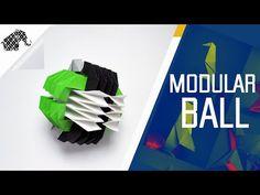 How To Make An Origami Modular Ball