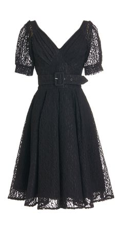 Lace Retro Dress