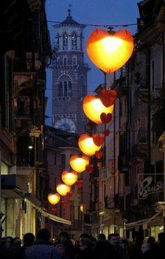 Festa San Valentino - Verona, Italy