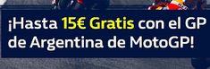 el forero jrvm y todos los bonos de deportes: william hill promocion GP de Argentina MotoGP 8 ab...