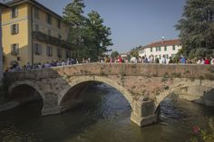 VILLE APERTE IN BRIANZA 2014 - Guided tour along the streets of Monza, The St. Gerard Bridge - Monza