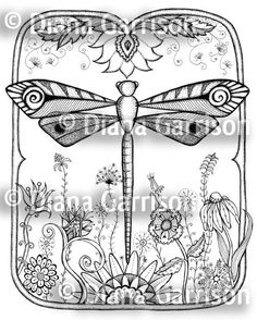 Printable Zentangle Coloring Pages. Here you will find the coloring pages of Zentagle Art. zentangle is an art based on the Zentangle Method. Tangle Doodle, Doodles Zentangles, Zentangle Patterns, Tangle Art, Colouring Pages, Adult Coloring Pages, Coloring Books, Mandala Coloring, Free Coloring