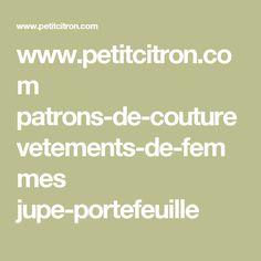 www.petitcitron.com patrons-de-couture vetements-de-femmes jupe-portefeuille