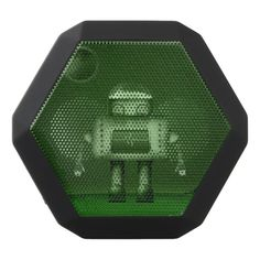 Boombot REX - Robot Green Black Boombot Rex Bluetooth Speaker