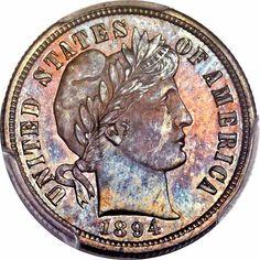 @Regrann from @cnnee - Pagarías 2 millones de dólares por esta antigua moneda? Un coleccionista de monedas acaba de pagar casi 2 millones de dólares por una antigua moneda de diez centavos. Pero no se trata de cualquier moneda de diez centavos. La 1894-S Barber es una de las monedas menos comunes del mundo. Por esa razón es que fue subastada por 1.997.500 dólares en Tampa el jueves. Conoce más detalles en http://ift.tt/1Qj6TbV #Regrann
