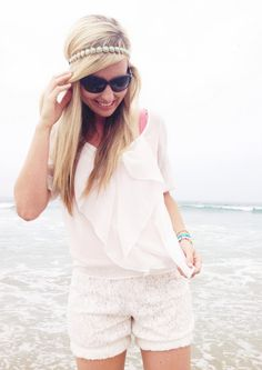 Beach blondes! Summer Of Love, Summer Wear, Summer Time, Summer Vacation Style, Beach Blonde, Bff Goals, Fashion Outfits, Womens Fashion, Passion For Fashion