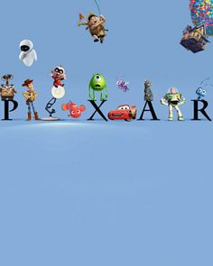 How Every Pixar Movie Is Connected - Infographic