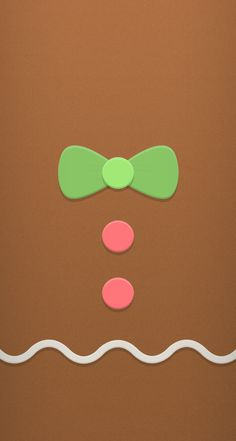 Gingerbread ★ Find more seasonal #iPhone + #Android #Wallpapers and #Backgrounds at @prettywallpaper
