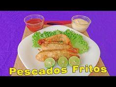 Pescados Fritos receta fácil