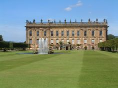 Oh Darcy, where are you?! -Chatsworth House, Derbyshire