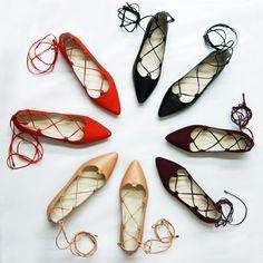 Sapatilhas de amarrar: Vinci Shoes