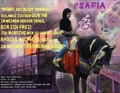 weiteres Bild zum Fall Safia S. aus Hannover