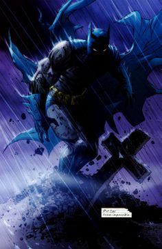 R.I.P, Batman
