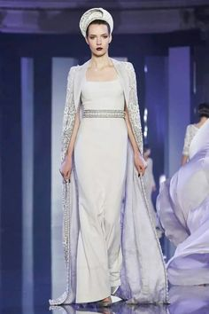 Ralph and Russo Couture line    I can wear this with hijab. ....