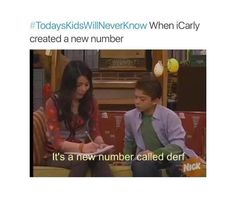I watched every episode of icarly at least twice I was so obsessed Funny Quotes For Kids, Funny Kids, The Funny, Funny Memes, Hilarious, Jokes, Tumblr Posts, The Thundermans, Right In The Childhood