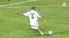 Video Zidanes GOLAZO against Las Palmas