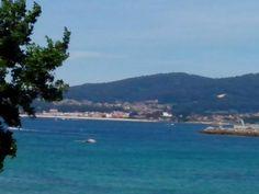 bebeteca. Playa de Rodeira desde Alcabre.