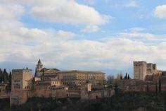Heritage sites in Granada