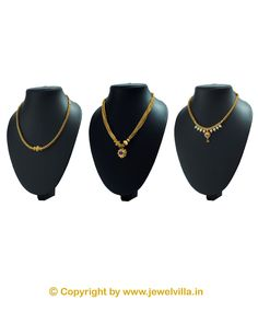 Diwali Combo 3 Necklace First Time in online market.
