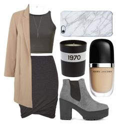 """""""#114"""" by laurafetch ❤ liked on Polyvore featuring Glamorous, Donna Karan, Miss Selfridge, Bella Freud, Michael Kors and Uncommon"""