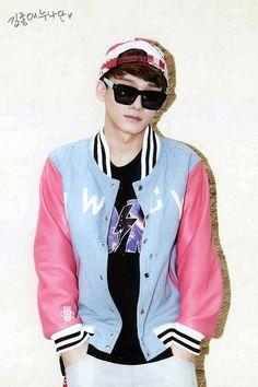 chen ♡ EXO