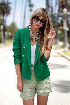 Blaser Green <3