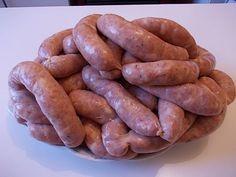 Reteta carnati de porc fragezi.