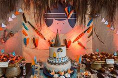 Festa Infantil: Índio Bento {Decoração: Bia Lima Designer de Eventos | Fotografia: Guilherme Duhá Fotografia}