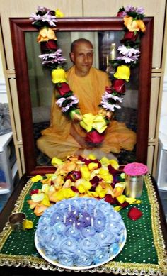 Celebrating Vyasa Puja
