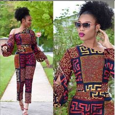2019 PERFECT ANKARA WEAR - - View the best African fashion styles to create your own fabulous latest ankara styles. Get access to every asoebi and Ankara styles trending now. African Fashion Ankara, African Inspired Fashion, African Print Fashion, Africa Fashion, Modern African Fashion, African Dresses For Women, African Print Dresses, African Attire, African Women
