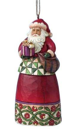 Enesco Jim Shore Heartwood Creek Santa with Gift Ornament, 4.25-Inch by Enesco, http://www.amazon.com/dp/B0094H531Q/ref=cm_sw_r_pi_dp_kKVLrb0SDHVTV