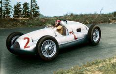 1938 Auto Union D