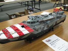 MAS Torpedo Boat.