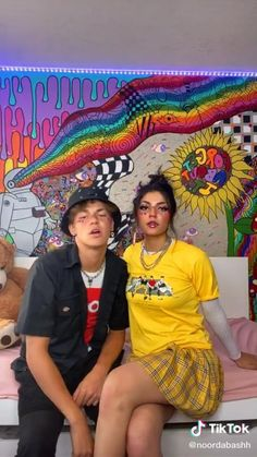 Friendship Video, Best Friendship, Alternative Makeup, Grunge Hair, Dance Videos, Fitspiration, Bad Boys, Pretty People, Tik Tok