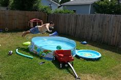 It's Pool Time (23 Photos)