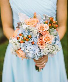 Bridal Bouquets For Summer Weddings - DuJour