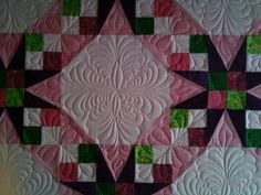 Feather   Starlit Quilts,