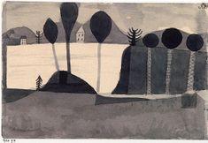 Paul Klee. (no title) 1920