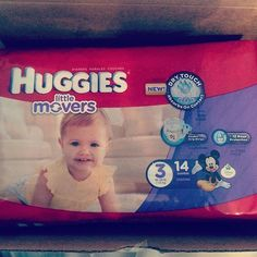 I'm a changed mom, we are now a #Huggies family! (I received these diapers complimentary from Influenster, I was not paid, and all opinions are my own)