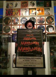 Fish Progressive Rock, Classic Rock, Legends, Fish, Artists, My Love, Board, Amazing Pictures, Concert Posters