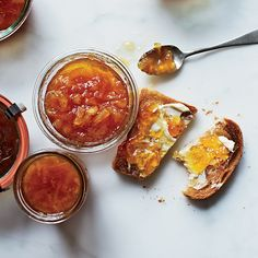 This delicious marmalade from Rachel Saunders takes three days to make, but the end-result is worth it: A big batch of perfectly balanced sweet, bitter and tart marmalade.