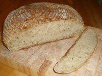 Super chutný chleba z žitného kvásku s podmáslím Aneb můj vychytaný chléb | Mimibazar.cz Bread And Pastries