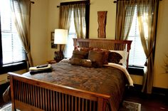 SFA Room at the Texas Forest Country Retreat B & B. $165 a night