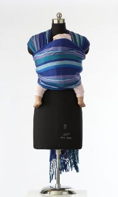be07afb1189 EllaRoo Wrap Baby Carrier Christiane size medium 46 meters -- Read more at  the image