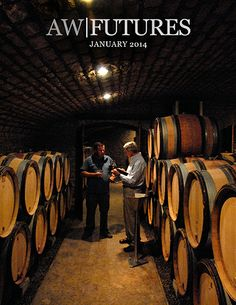 Our January Futures Issue has just been released.  |  Ansonia Wines